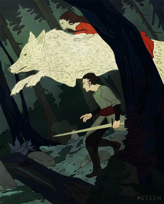 Beren and Lúthien...